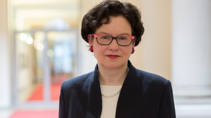 Berlins Datenschutzbeauftragte Maja Smoltczyk