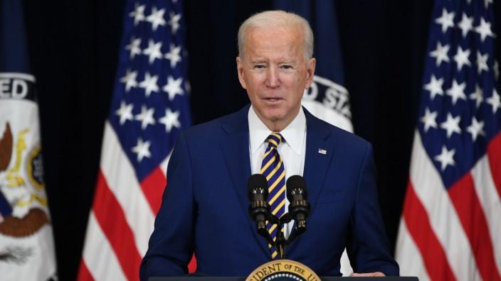 """USA: """"Amerikas Bündnisse gehören zu unseren wertvollsten Gütern"""", sagt Joe Biden. Das ist ein Satz, der unter Präsident Trump kaum vorstellbar war."""