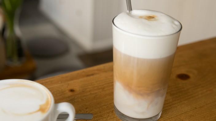 Café Sommer in München, 2020