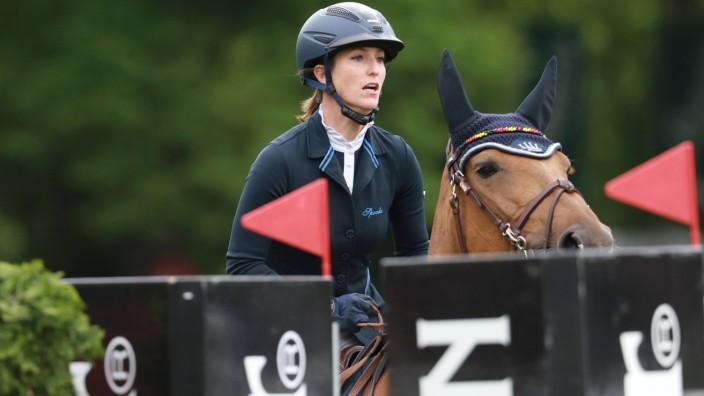 Simone Blum DEU Der Große Preis von Bayern Pferd International 2019 München 02 06 2019