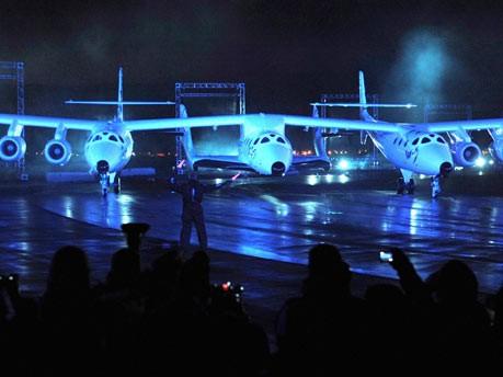 SpaceShipTwo;dpa