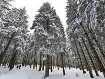 Wetter in Deutschland: Dramatische Wetterlage mit enormem Schneefall und Eis erwartet
