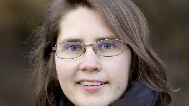 Klimaschutz nach Unwettern: Katharina Klimm von der Freisinger Ortsguppe von Fridays for Future.
