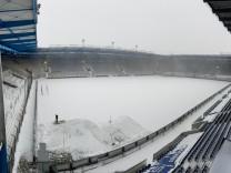 Winterwetter - Bielefeld