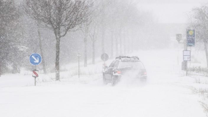 Winterwetter - Niedersachsen