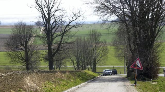 Verkehrswende: Um nach Zieglberg zu kommen, braucht man ein Auto oder ein Rad und kräftige Beine. In Zukunft kann man hier auch das Ruftaxi des MVV in Anspruch nehmen. Archivfoto: Toni Heigl