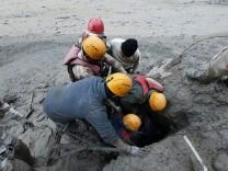 Gletschersturz im Himalaya: Mindestens 19 Tote – Arbeiter in Tunnel gefangen