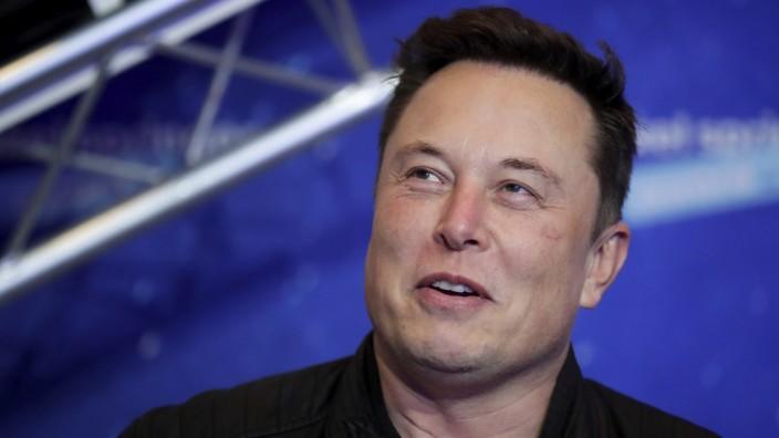 Kryptowährung: Tesla-Chef Elon Musk bewirbt die Kryptowährung Bitcoin massiv.