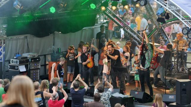 Auszeichnung fürs Ehrenamt: Honoriert wird auch der Verein, der alle zwei Jahre das Kulturfestival Gräfelfing organisiert.