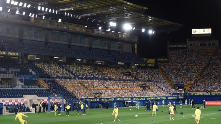 Villarreal CF v Real Sociedad - La Liga Santander
