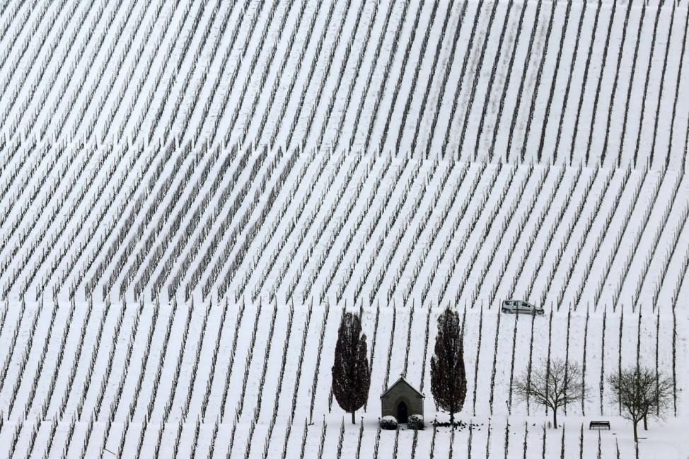 Winterwetter - Bayern