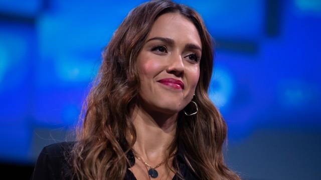 Schauspielerin Jessica Alba