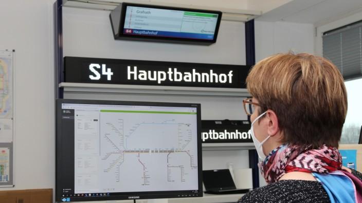 Notarzteinsatz S Bahn München