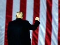 Zweites Amtsenthebungsverfahren gegen Trump beginnt