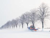 Wintereinbruch: Zu viel Schnee in zwei Tagen