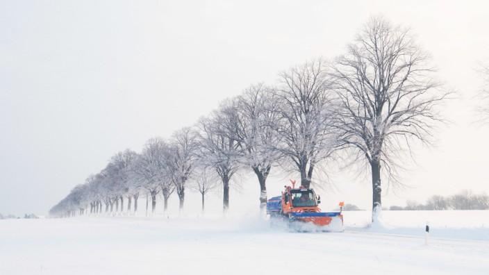 Winterwetter - Landkreis Hildesheim