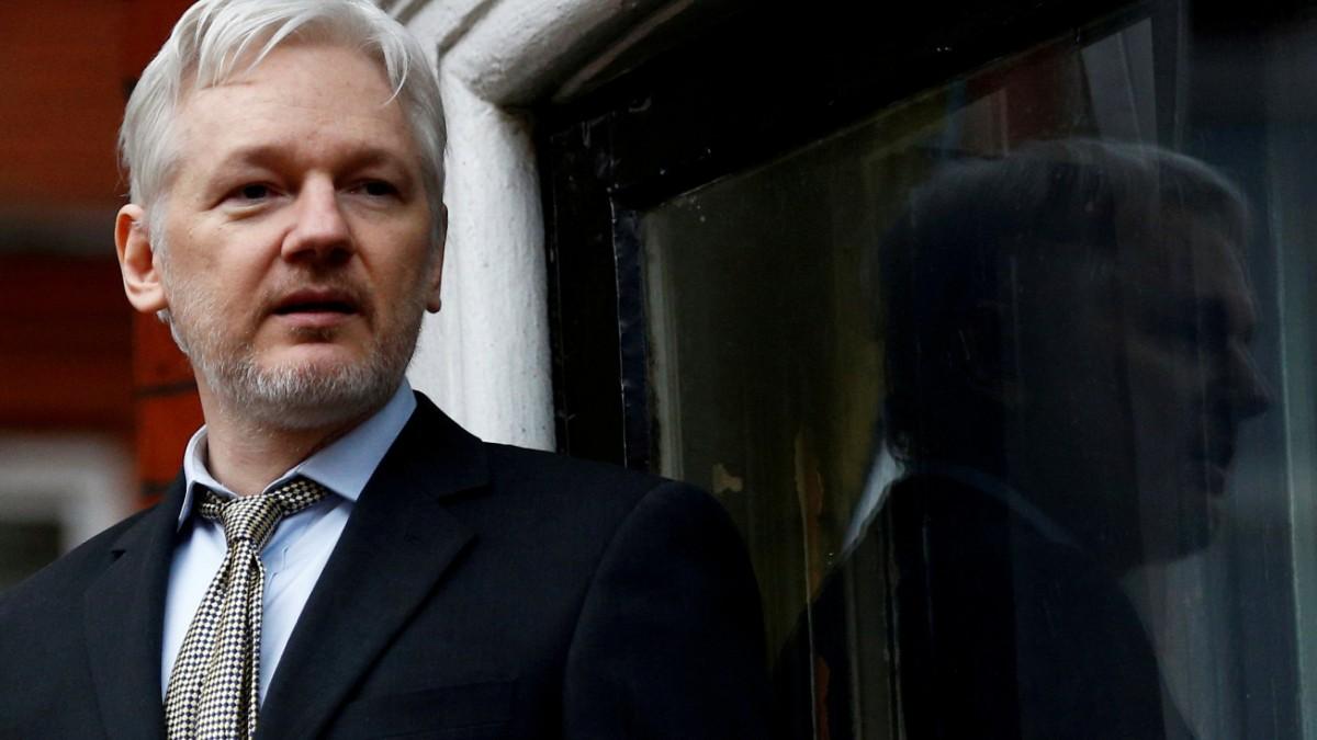 Wikileaks-Gründer: Auch Biden-Regierung fordert Assanges Auslieferung - Süddeutsche Zeitung - SZ.de