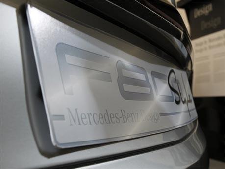 Mercedes F 800 Style; Pressinform