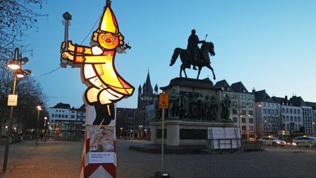 Coronavirus - Köln - Karneval