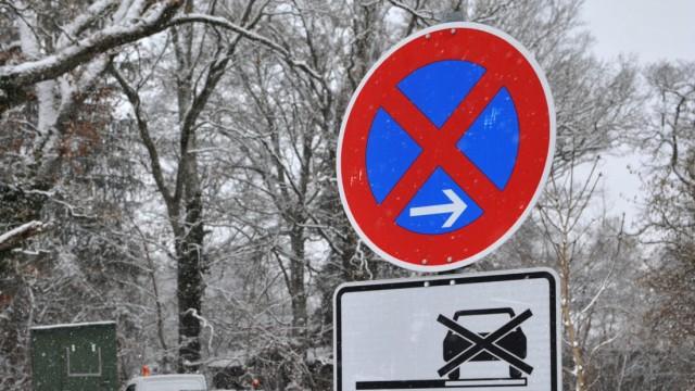 Maising: Maisinger Seehof - Parksituation