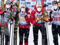 IBU World Championships Biathlon Pokljuka - 4x7.5 Mixed Relay