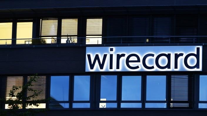 Wirecard on July 1, 2020 in Aschheim