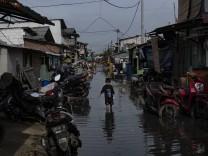 Erderwärmung: Wo der Klimawandel zum Rückzug zwingt