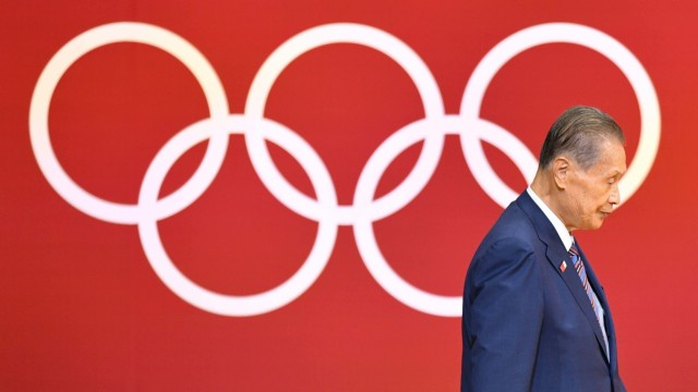 Yoshiro Mori, FEBRUARY 9, 2019 : Tokyo 2020 Olympic Games, Olympische Spiele, Olympia, OS Organizing Committee holds On