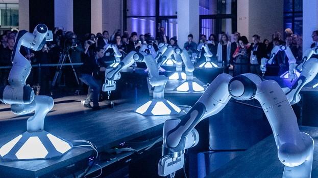 K.I. Robotik Pinakothek der Moderne