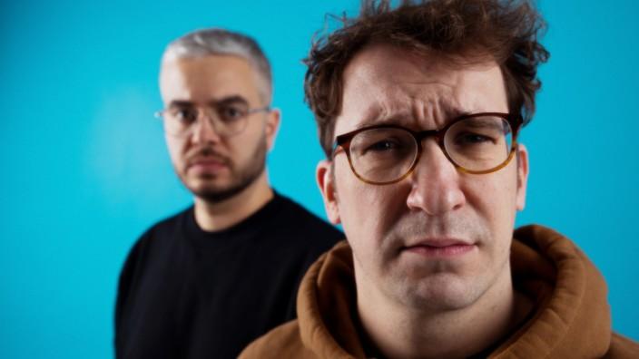 Albumveröffentlichung - 'Todesliste' von Audio88 & Yassin
