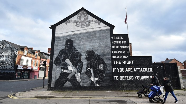 Growing Loyalist Discontent After EU Article 16 U Turn