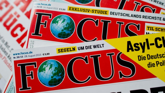 """´Focus""""-Redaktion löst Ressort Kultur & Leben auf"""