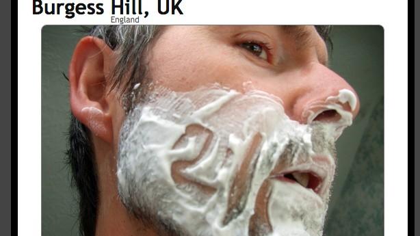 Webseite: humanclock.com / Bildschirmfoto