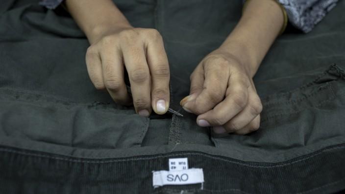 Textilindustrie in Bangladesh