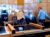 Vor Gericht: Zwei Männer im Missbrauchskomplex Münster verurteilt