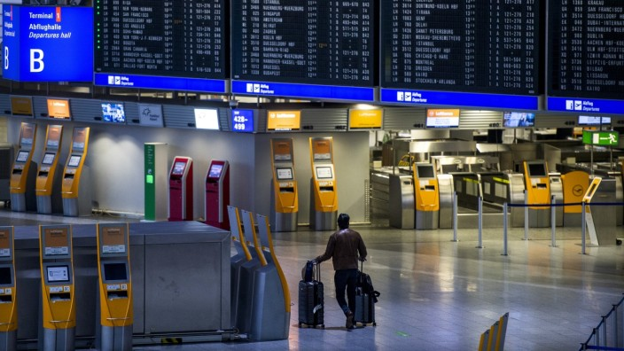 Government Considers Further Reducing Air Travel In Order To Stem Pandemic