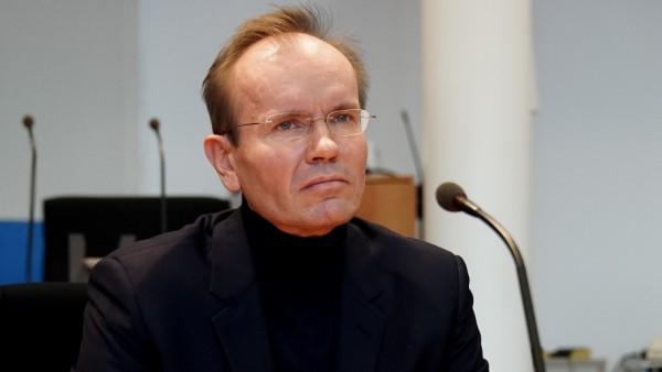 Markus Braun Testifies In Wirecard Commission