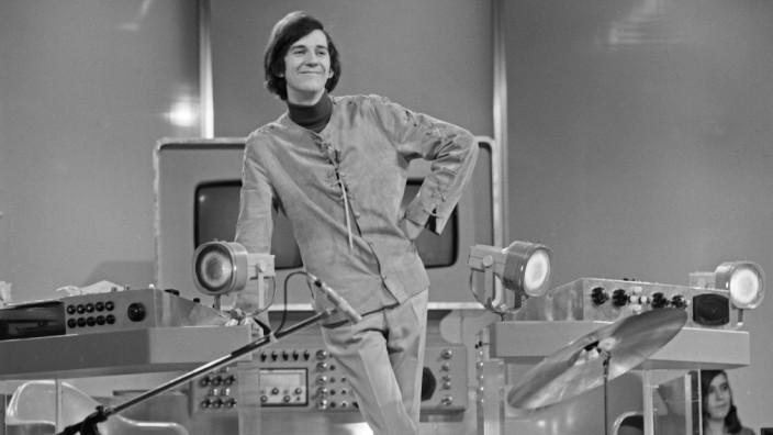 Disco Disco Musiksendung Deutschland 1971 1982 Moderator Ilja Richter Copyright Roba UnitedxAr