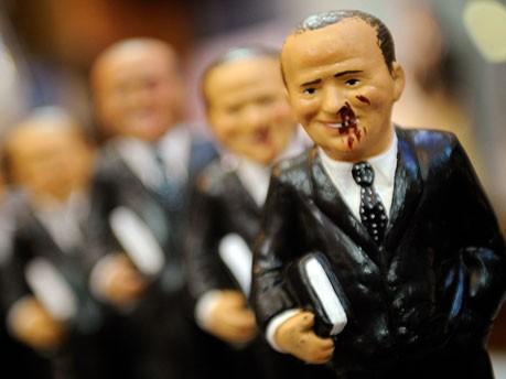 Silvio Berlusconi;AFP
