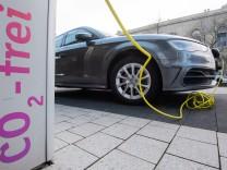Ladesäule für E-Auto