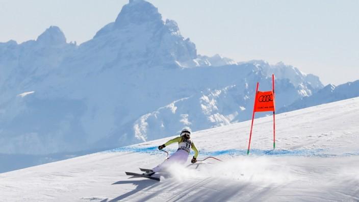 FIS World Ski Championships - Women's Downhill