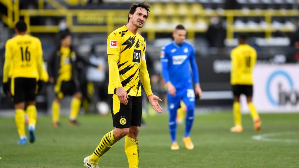 BVB: Borussia Dortmund strauchelt durch die Bundesliga - Süddeutsche Zeitung - SZ.de