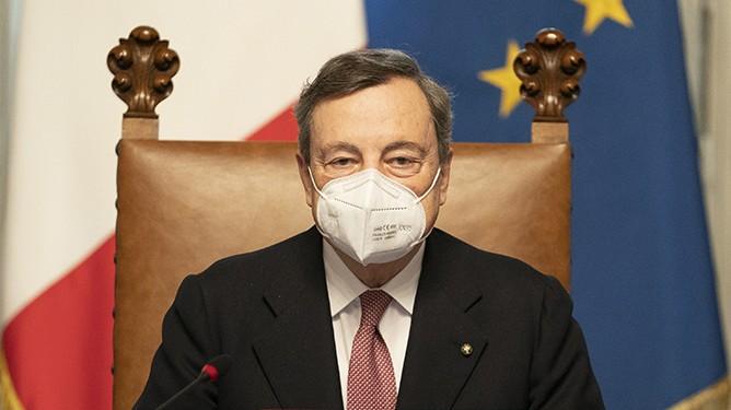 Regierung in Italien - Erste Sitzung des Ministerrats