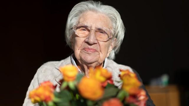 108. Geburtstag im Pflegeheim