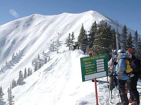 Skifahren in den USA: Aspen/Colorado, Stefan Herbke