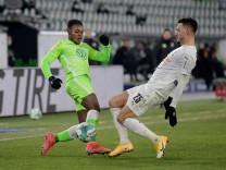 Bundesliga - VfL Wolfsburg v Borussia Moenchengladbach
