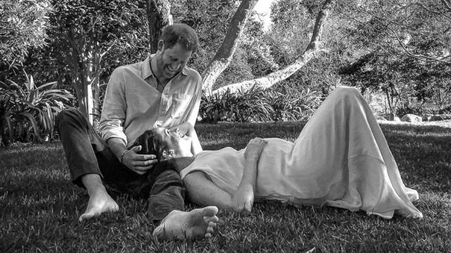 Prinz Harry und Herzogin Meghan erwarten zweites Baby