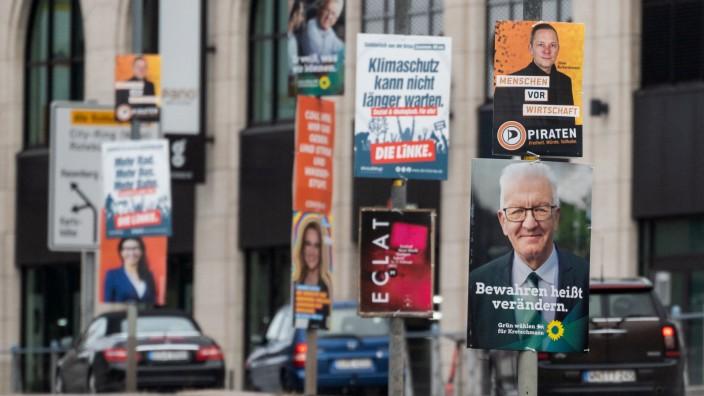 Wahl In Baden Wurttemberg Was Man Vor Der Wahl Wissen Muss Politik Sz De