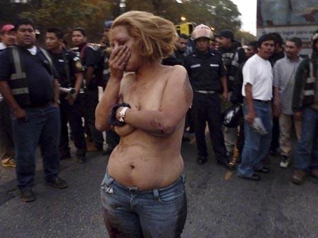 Lynchjustiz in Guatemala;Reuters