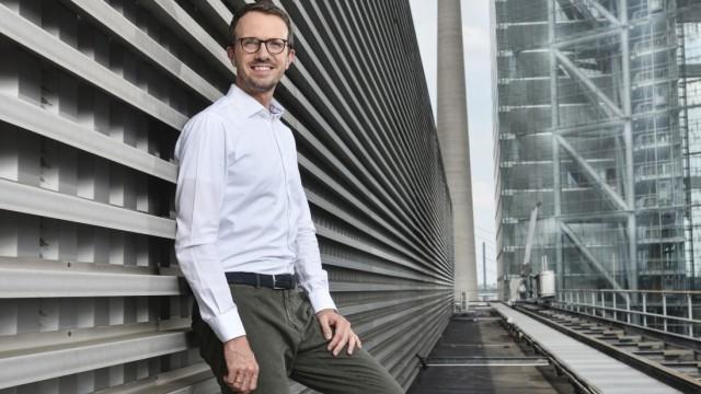 Sebastian Dettmers, Geschäftsführer Stepstone, Pressebild  Quelle: Stepstone